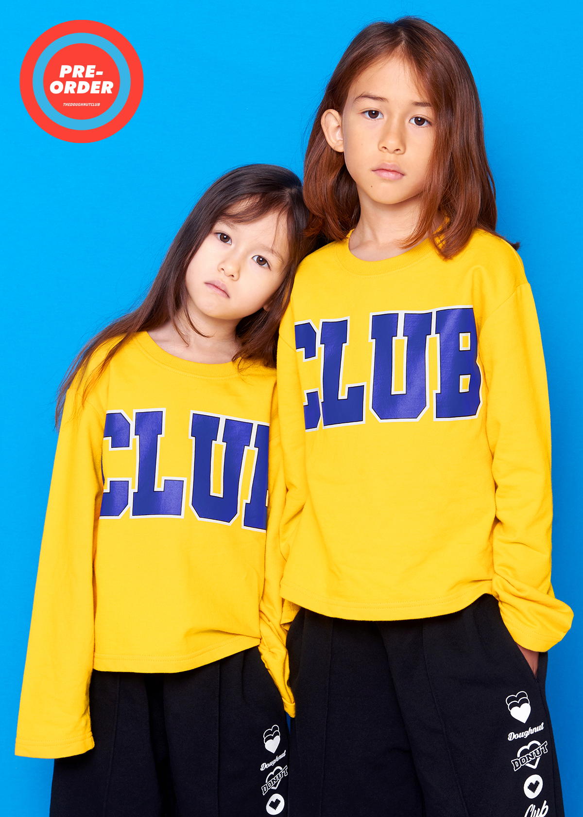 [3차재입고완료]CLUB CLUB CLUB_YELLOW